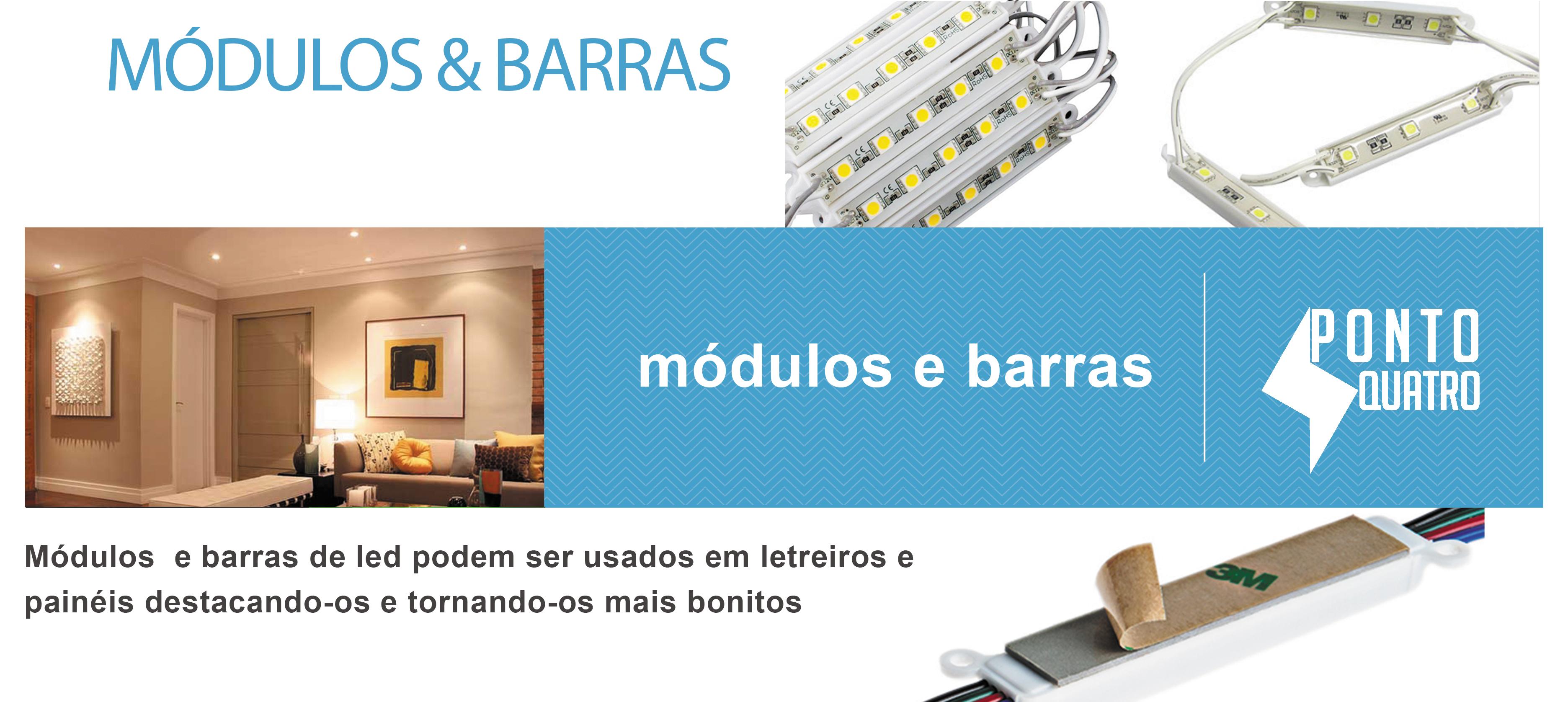 Módulos & Barras