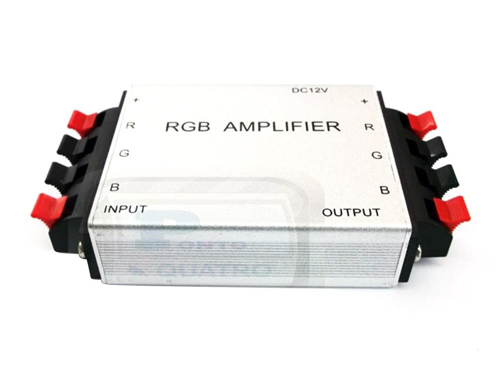 Amplificador P/ Fita de LED RGB 18A