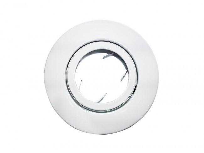 Spot Alumínio Embutir Redondo PAR 20 MF117 - Branco
