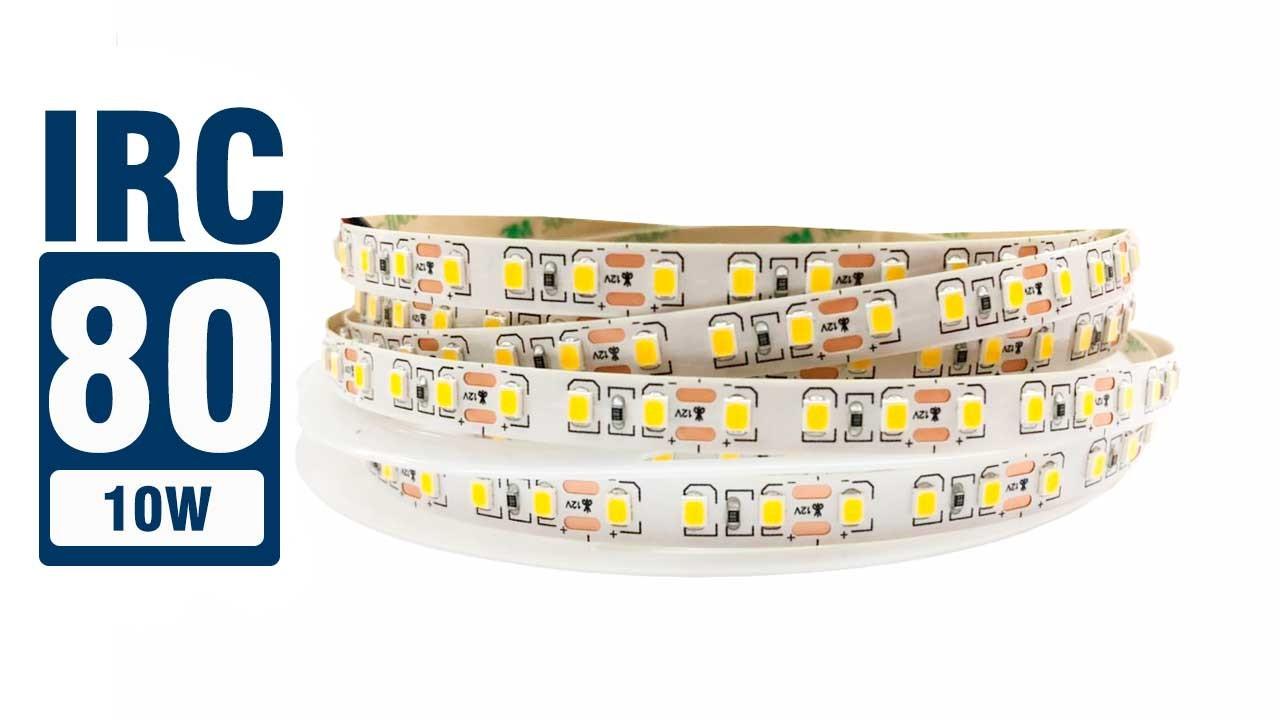 Fita LED 2835 IP20 - 10w/m 13.800 lúmens