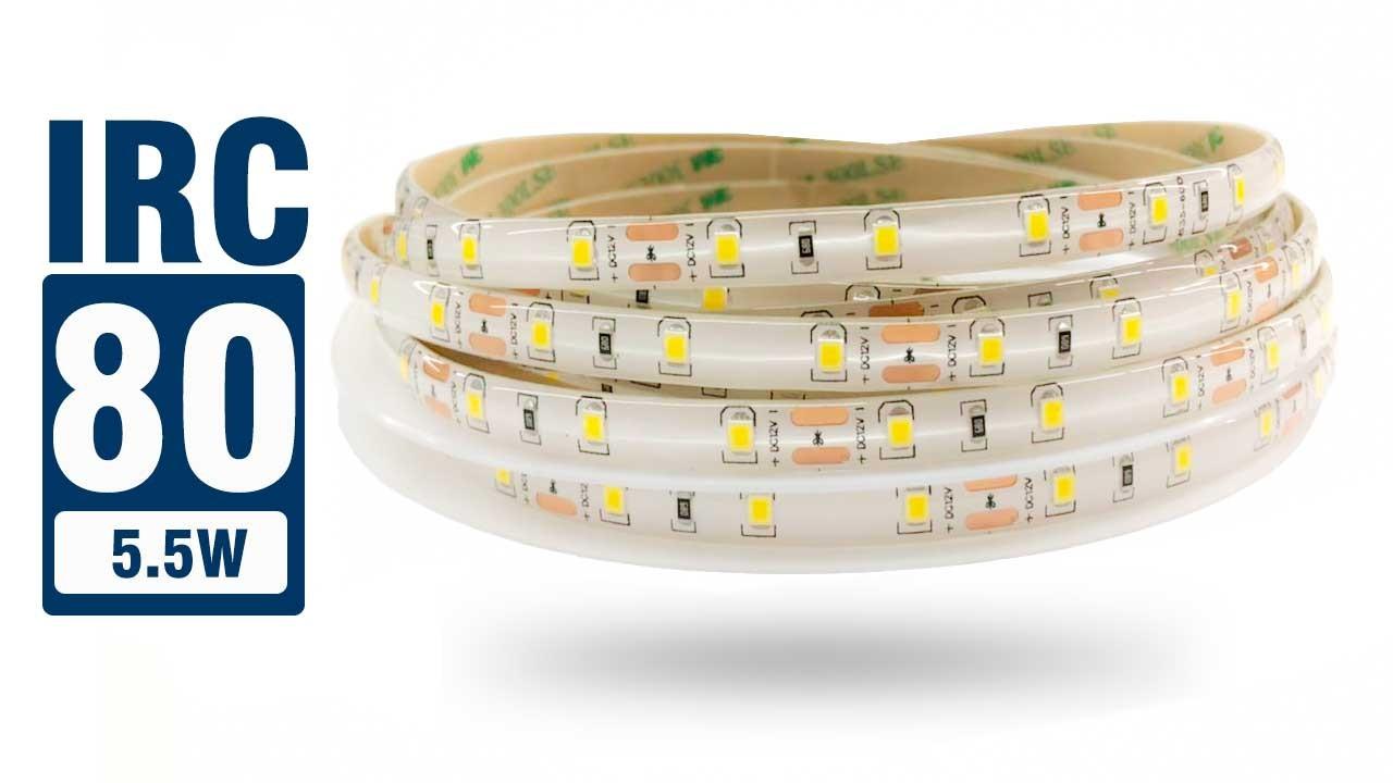 Fita LED 2835 IP65 - 5,5w/m 6.900 lúmens