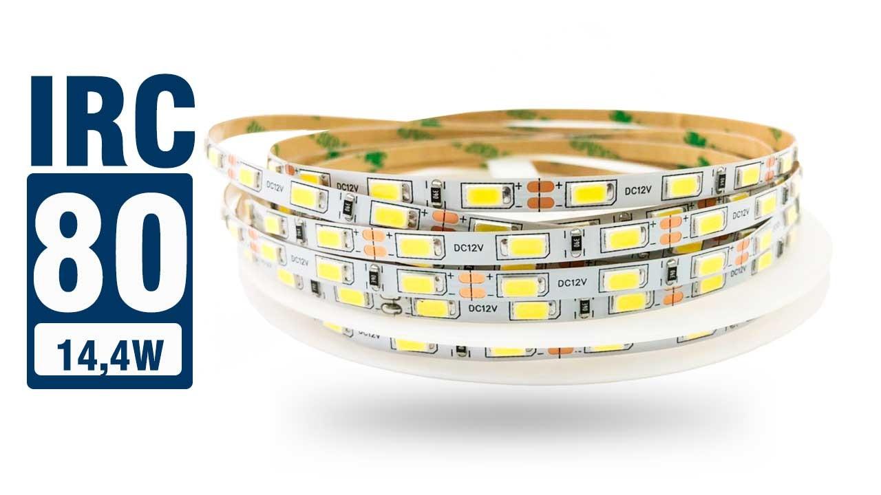 Fita Super LED 5630 IP20 5mm