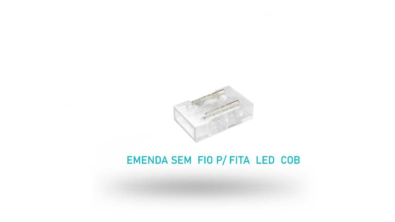 Emenda Fita COB LED