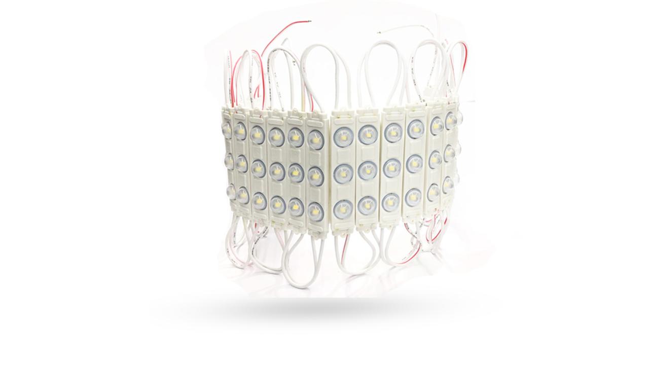 Módulo de 3 LEDS 5730 - 220V