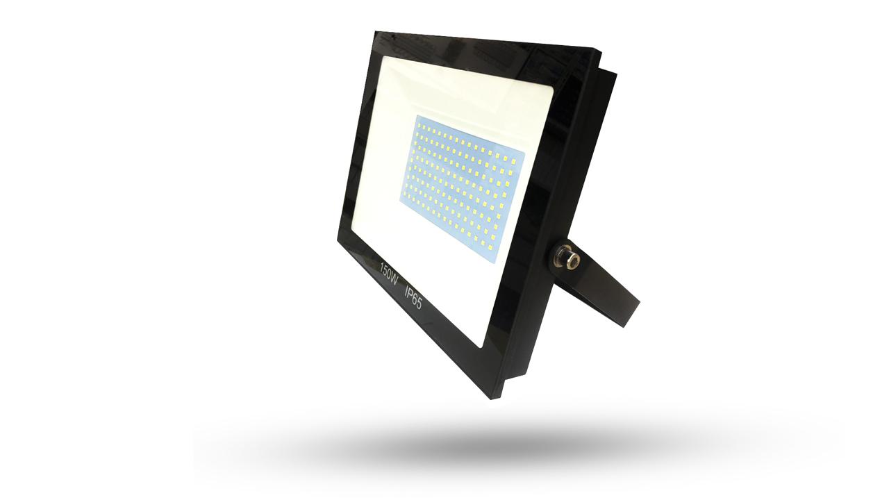 Refletor Externo 130 LEDs SMD 2835 150W IP65 - 6500K