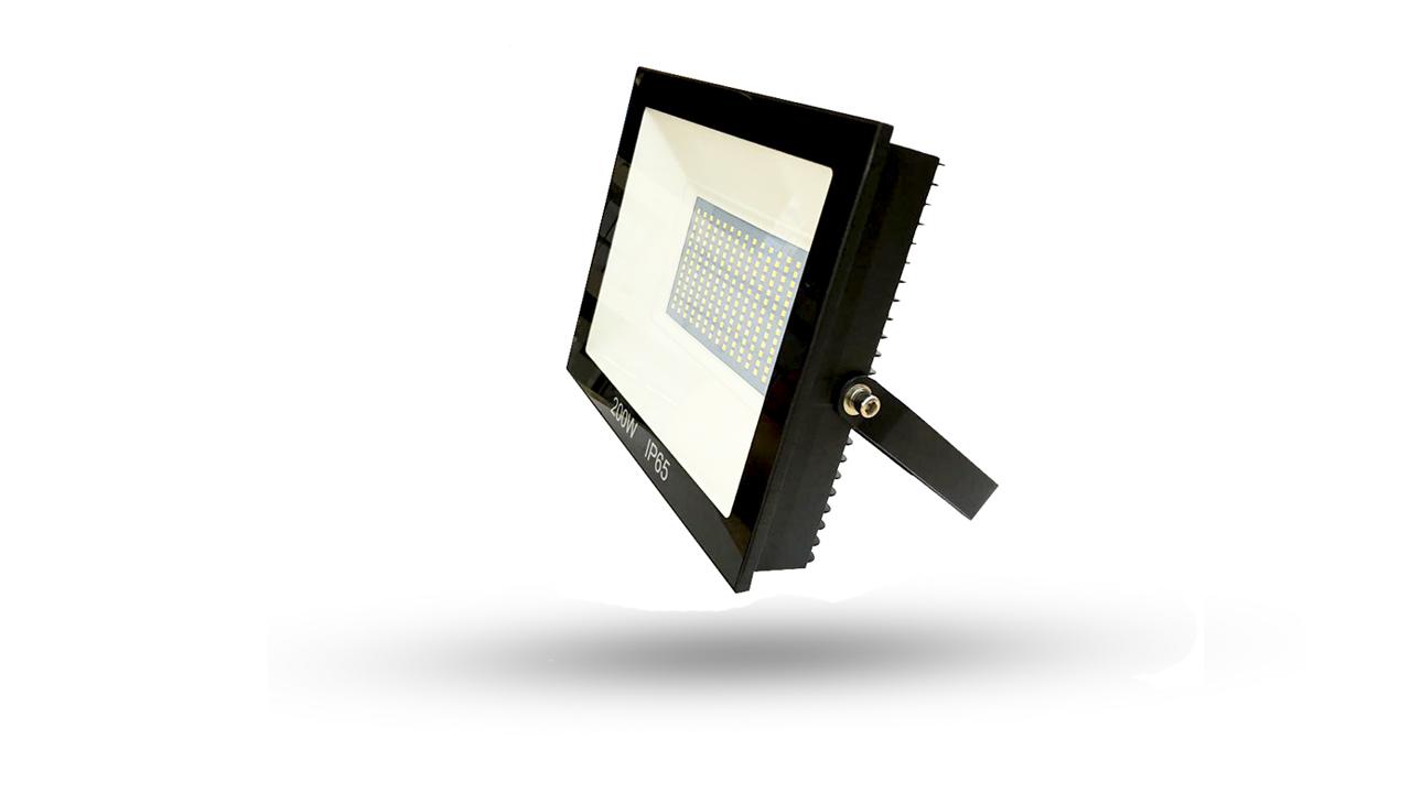 Refletor Externo 195 LEDs SMD 2835 200W IP65 - 6500K