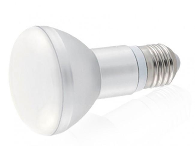 Lâmpada Refletora R63 12 LEDs [SMD5630] 6,7W E27 [BIVOLT]