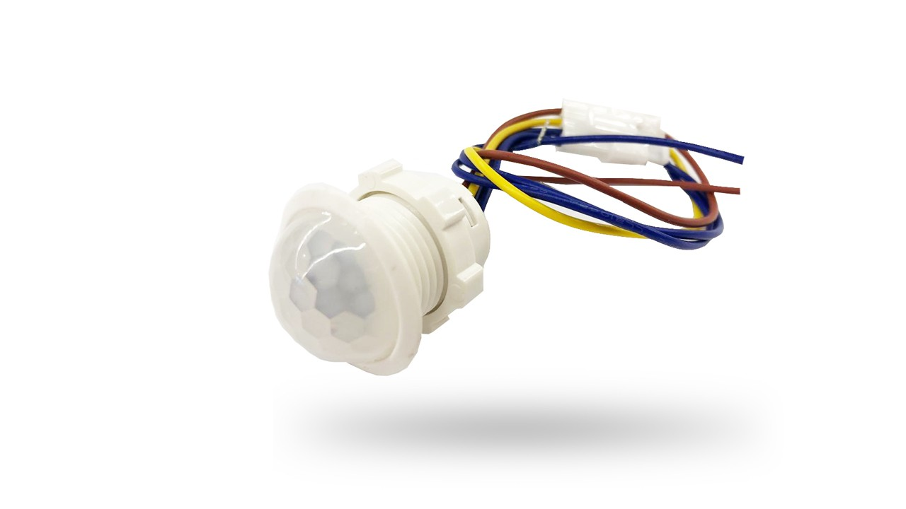 Sensor Automático com infra vermelho para Embutir IP22 40w