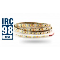 Fita LED 2835 IP20 - Rolo 5m (600Leds) - 12w/m 13.800 lúmens - IRC > 98 - Alto Brilho