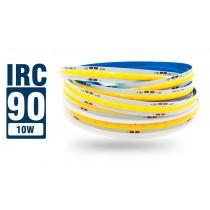 Fita LED CHIP COB 480 Leds IP20 - Rolo 5m - 10w/m - IRC > 90 - Alto Brilho