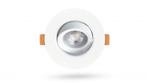 Luminária Dicroica Embutir 5W