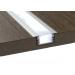 Perfil de Alumínio para LED 3 Metros - Embutir